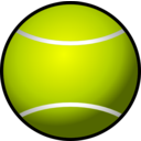 Tennis Ball Simple