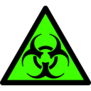 download Biohazard clipart image with 45 hue color