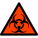 download Biohazard clipart image with 315 hue color