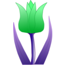 download Tulipa clipart image with 135 hue color