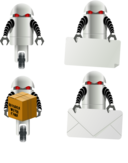 Robot Carrying Things
