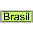 Digital Display With Brasil Text