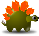 Padepokan Stegosaurus