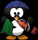 Swimmer Penguin