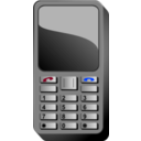 download Telefonas Mobilusis clipart image with 225 hue color