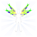 download Wings clipart image with 45 hue color