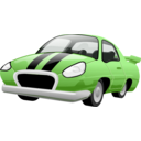 download Sport Car clipart image with 45 hue color