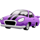 download Sport Car clipart image with 225 hue color