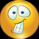 Surprised Smiley Emoticon