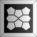 Abstract Tile 113