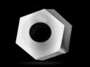 Hexagonla Nut