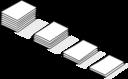 Piles Of Paper Piles De Papier
