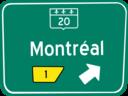 Panneau Sortie Traffic Sign Exit