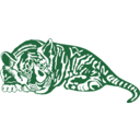 download Tiger Cub clipart image with 135 hue color