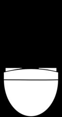 Cfl Compact Fluorescent Light Bulb Outline