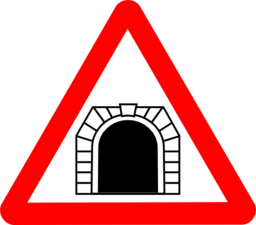 Roadsign Tunnel