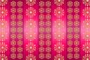 Background Pattern Fuschia