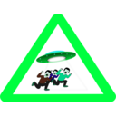 download Ufo Danger clipart image with 135 hue color