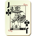 Guyenne Deck Jack Of Clubs