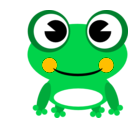 download Frog By Ramy clipart image with 45 hue color