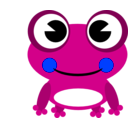 download Frog By Ramy clipart image with 225 hue color