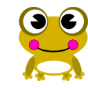 download Frog By Ramy clipart image with 315 hue color