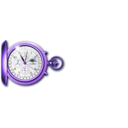 download Watch clipart image with 225 hue color