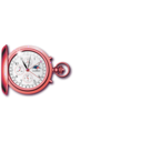 download Watch clipart image with 315 hue color