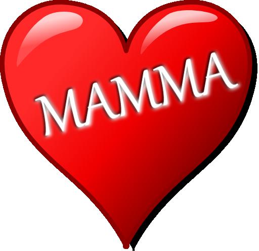 Cuore Per La Festa Della Mamma Clipart I2clipart Royalty Free