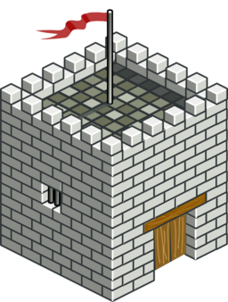 Isometric Tower