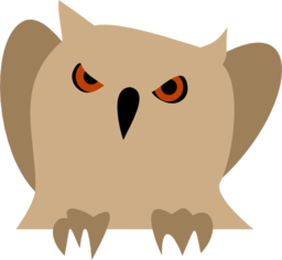 Disappointed Owl
