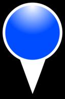 Squat Marker Blue