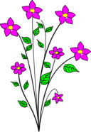Flowers Bujung Tonrak