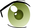 Manga Eye Right