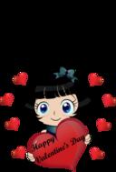 Happy Valentine Day Smiley Emoticon