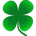 download Shamrock For March Natha 01 clipart image with 45 hue color