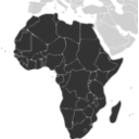 download Africa Continent clipart image with 315 hue color
