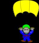 Skydiverhippo