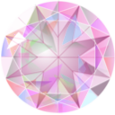 download Diamond clipart image with 135 hue color