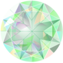 download Diamond clipart image with 315 hue color