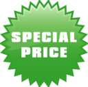 Special Price Sticker