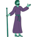 download Paul Of Tarsus clipart image with 135 hue color