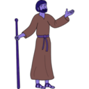 download Paul Of Tarsus clipart image with 225 hue color