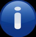 Information Blue