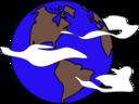 Crudely Drawn Globe