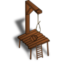 Rpg Map Symbols Gallows