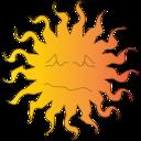 Angry Hot Sun