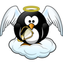 Penguin In Heaven