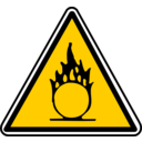 download Warning clipart image with 0 hue color