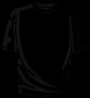 T Shirt Black 02